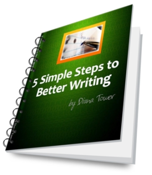 5 Simple Steps to Better Writing!