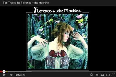 swimming florence and the machine lyrics