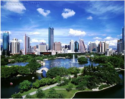 Shenzhen, my hometown