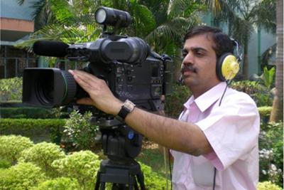 me in  viewfinder